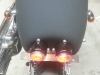 Tail Light - Dual Antique Lucas Lights